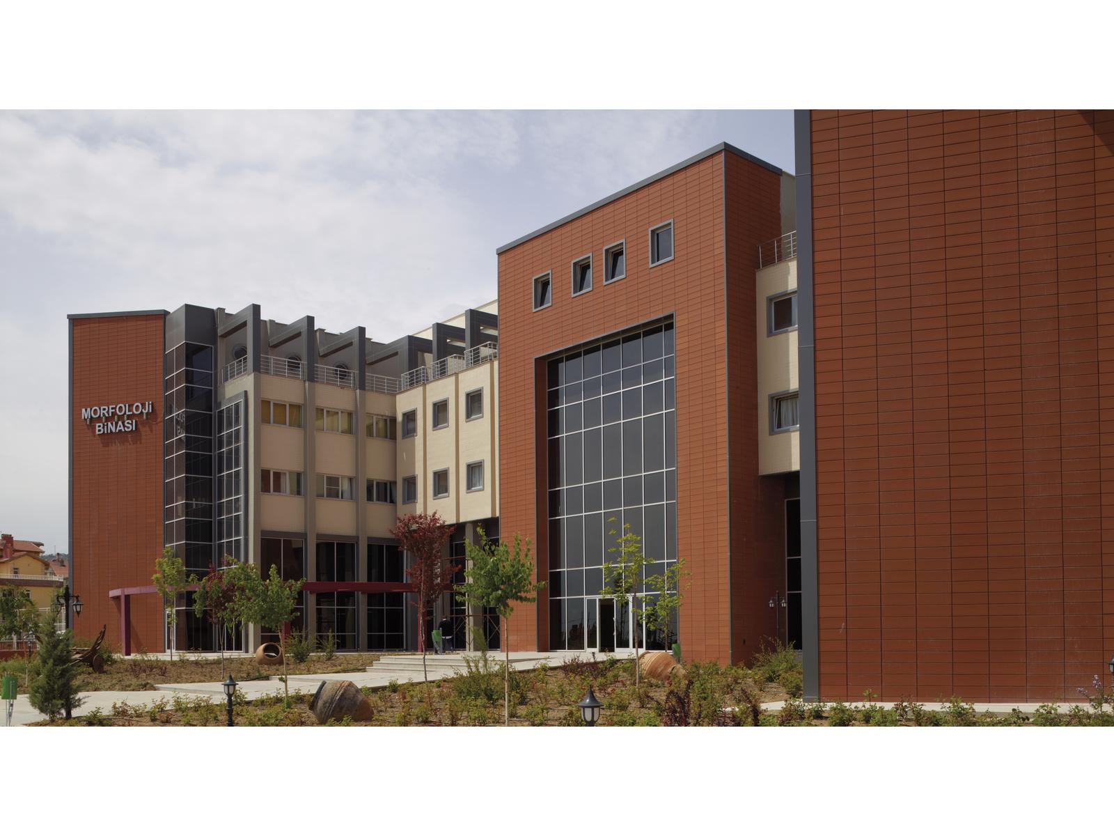 Meram Tıp Fakültesi Morfoloji Hastanesi