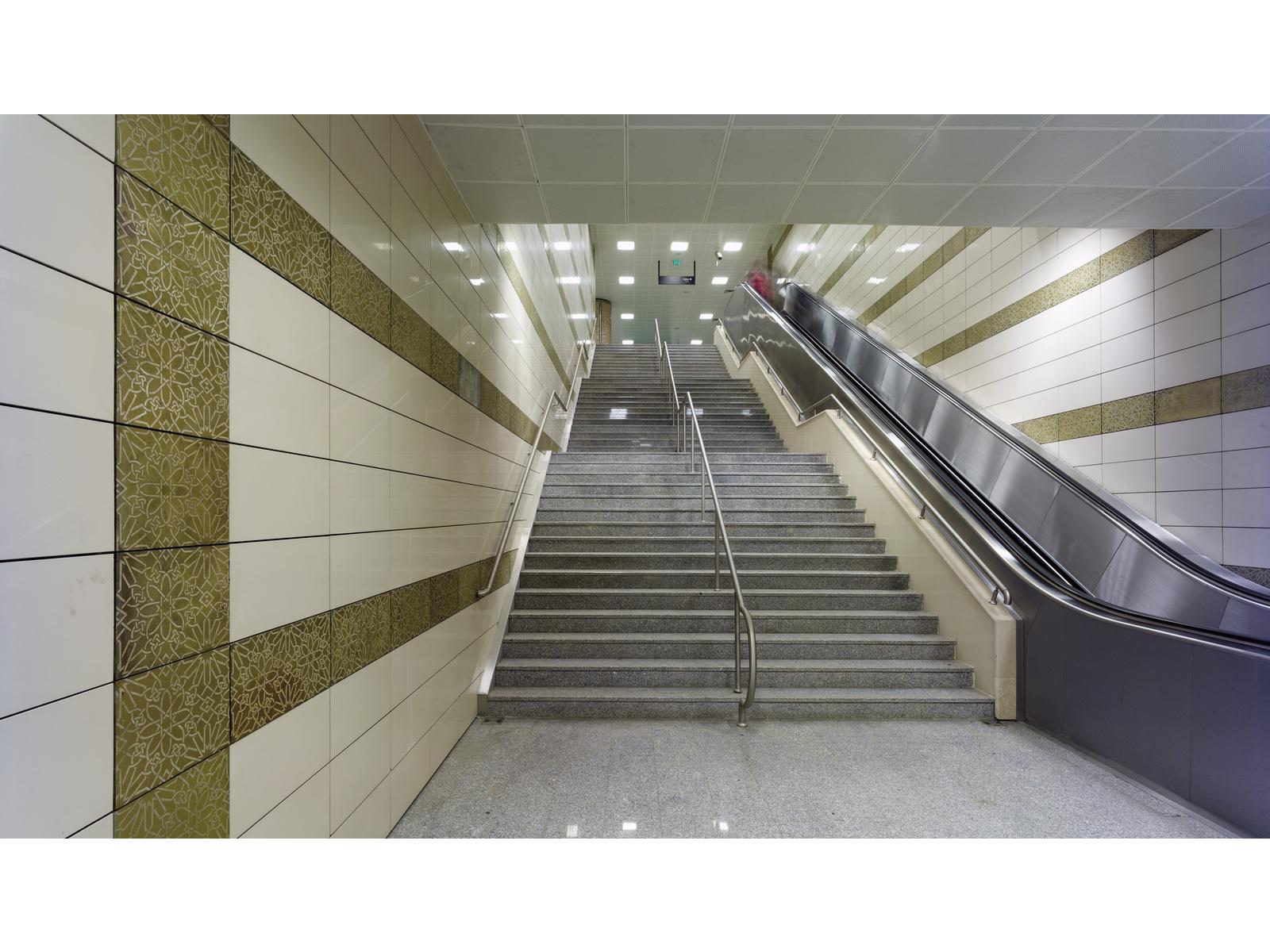 İTÜ Metro İstasyonu