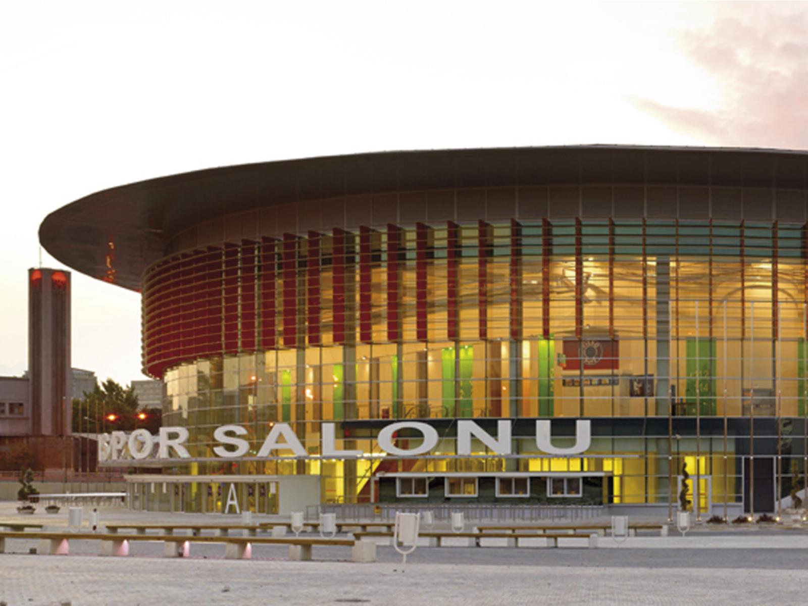 Arena Spor Salonu