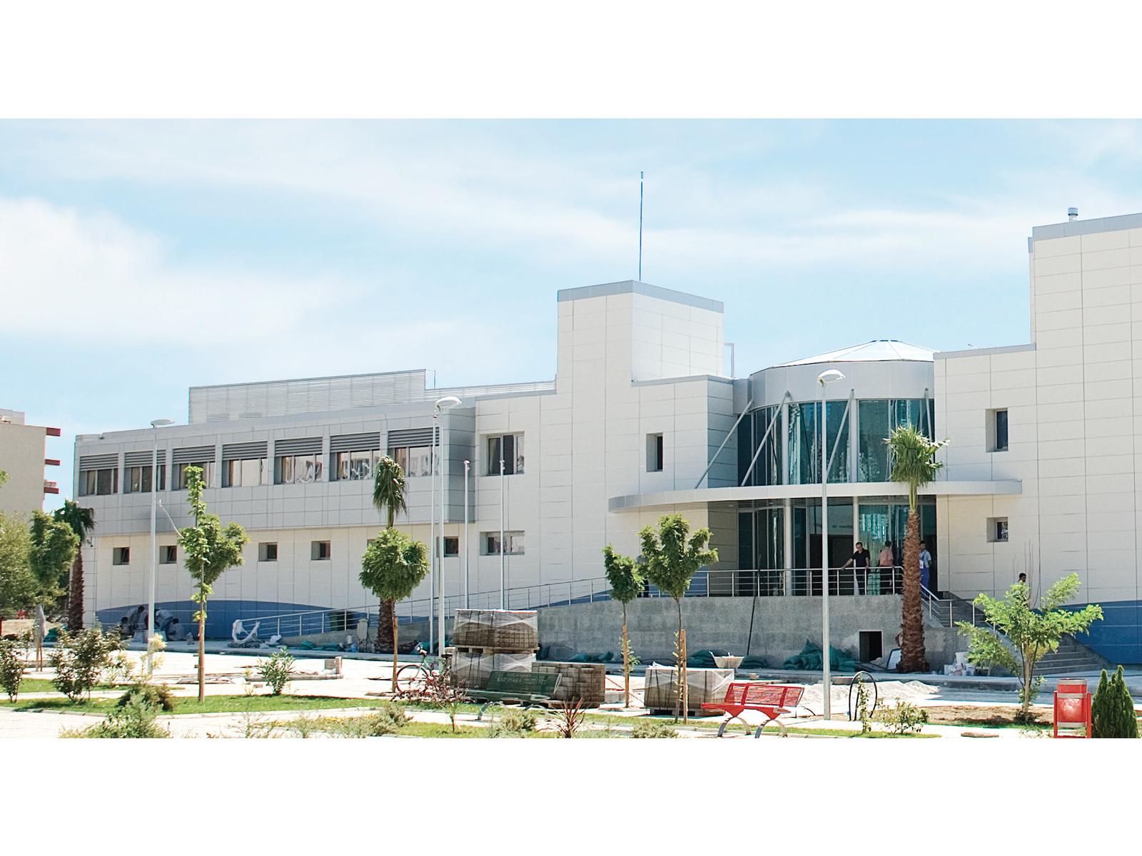 Arkas Spor Salonu