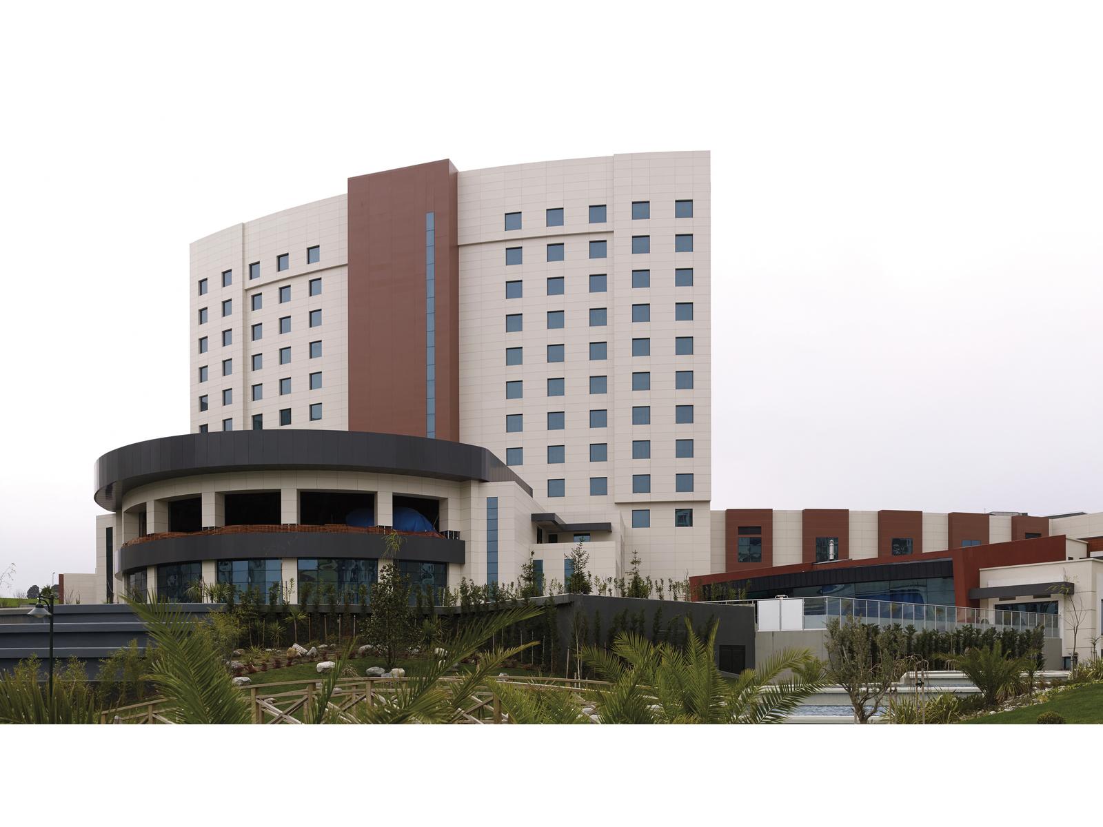 Acıbadem Hastanesi, Halkalı