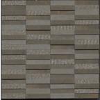 1,5x7,5 Foussana Grey Antik Mozaik