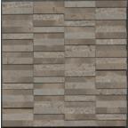 1,5x7,5 Milly Brown Antik Mozaik