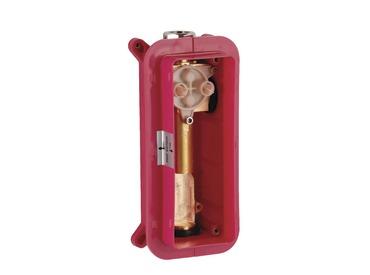 Kalebox Ankastre Lavabo Bataryası (Sıva Altı)