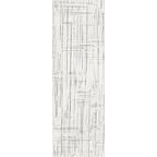 CAM-1229R  Linen Beyaz Full Dekor Rektifiyeli