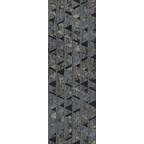 DEK-1938R Kristal Siyah Full Dekor Rektifiyeli