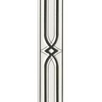 DER-8434 R jadore Beyaz Bordür Gold
