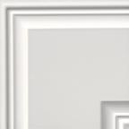 KRM-2101 Maison Köşe Beyaz (15 Mm)