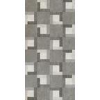 Fon-8360 Verona Kare Dekor Kemik-Gri
