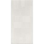 Cam-1081 Grafen Çizgili Full Dekor Beyaz