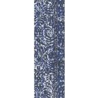 7114 Santorını Mavi Dantel