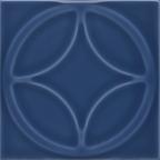 8112 Santorını Mavi Dairesel