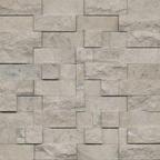 1,5x7,5 Silver Patlatma Düz Mozaik