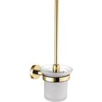 D100 Tuvalet Fırçalığı (Altın)