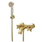 Saraylı + Banyo Bataryası (El Duşu Dahil) - Altın