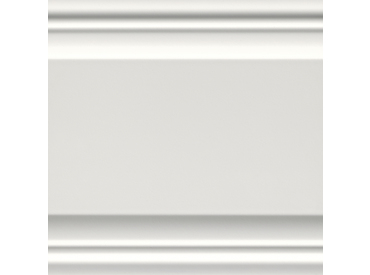Krp-6986 Shiro Beyaz Parlak Süpürgelik