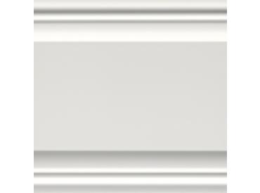 Krm-6987 Shiro Beyaz Mat Süpürgelik
