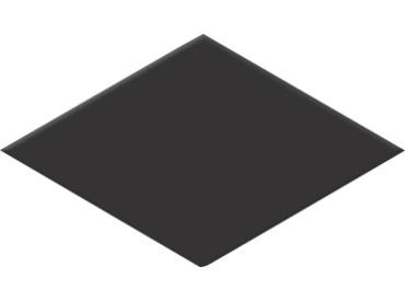 SB-Kalebodur-Cube-01/Cube/8,5x14,5/Siyah