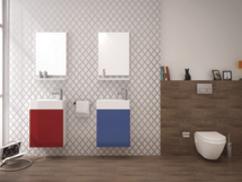 Pikola Banyo Mobilyası