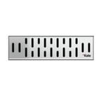 Basıc Duş Kanalı Izgarası 30 Cm. - V-Slot