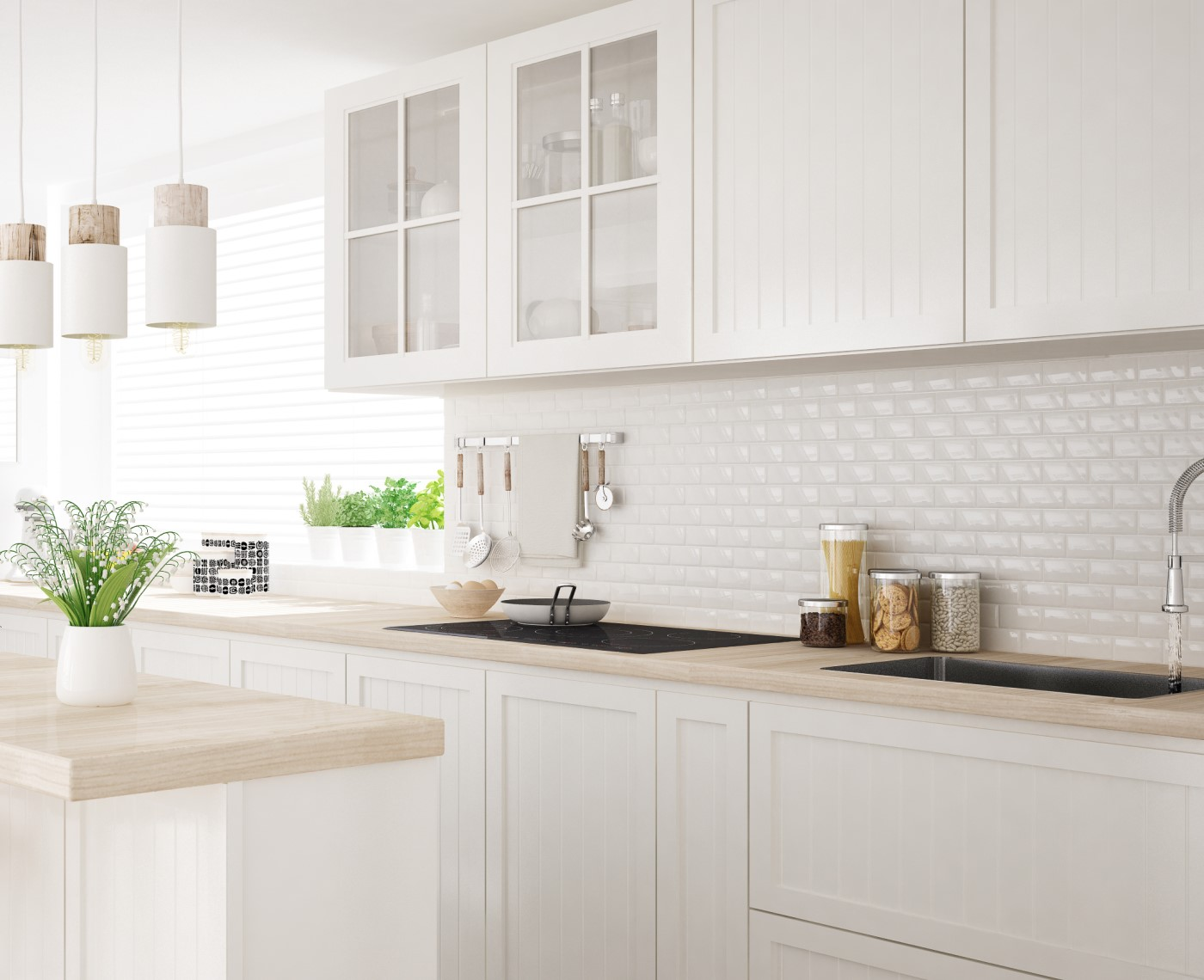 Non-dusting Tile Application Solutions